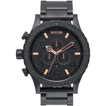 nixon-5130-chrono-black