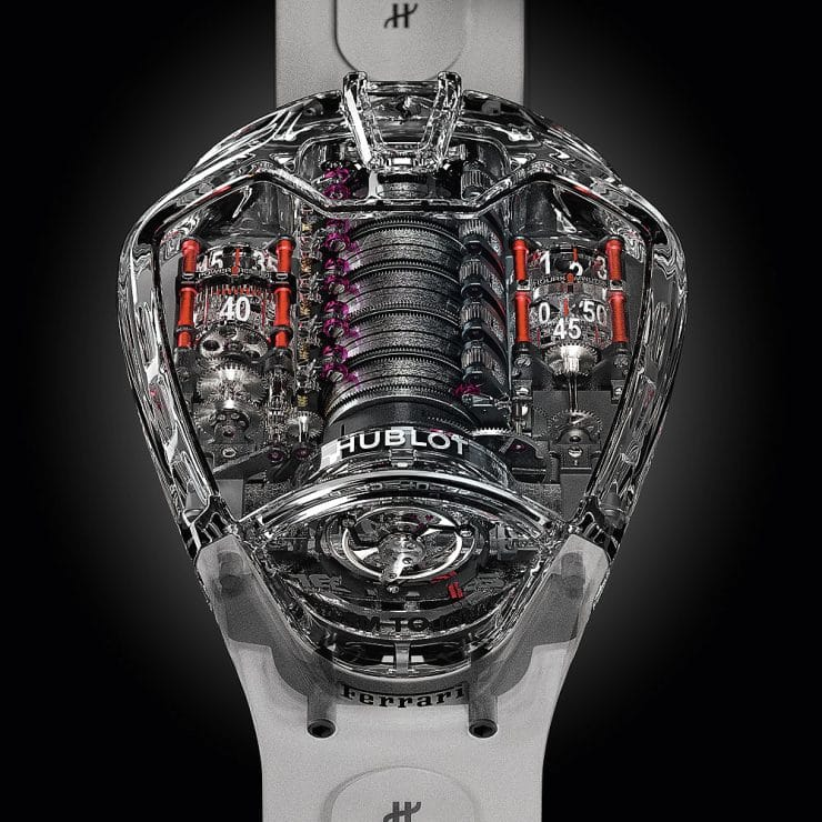 Image for Progress Through Technology: 10 Tourbillon Watches with High-Tech Designs › WatchTime - USA's No.1 Watch Magazine