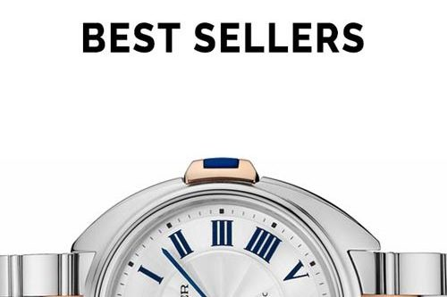 Bestselling Watches Under 500