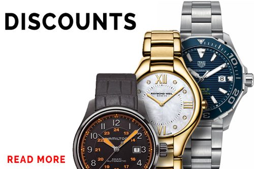 Discounted Watches