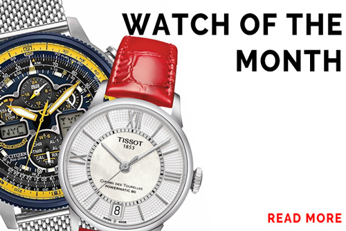 Watch of the Month